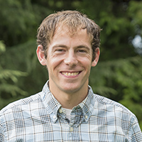 Daniel Maser, Assistant Professor of Physics, Astronomy and Geophysics