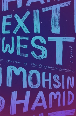 Cover of Exit West by Mohsin Hamid