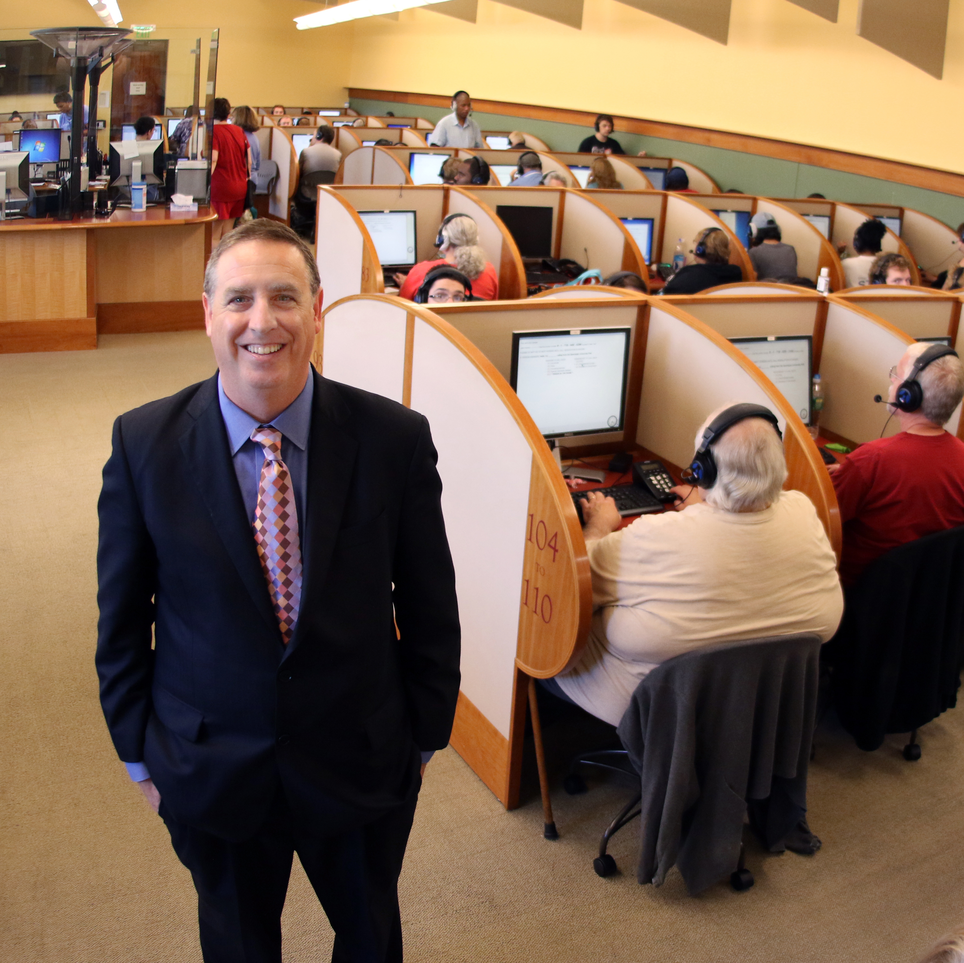 Doug Schwartz has been director of the Quinnipiac University Polling Institute since 1991, growing it from a regional outfit to a nationally recognized name in political polling.