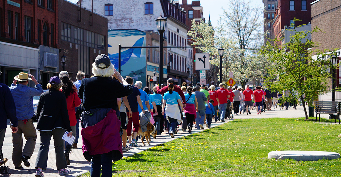 Image from the 2016 Walk to End Homeless