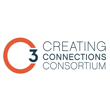The logo for C3 Creating Connections Consortium