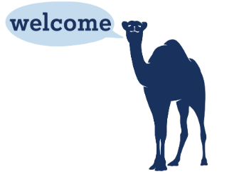 Camel Welcome