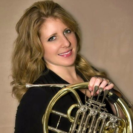 Jaime L. Thorne, Adjunct Assistant Professor of Music, French horn