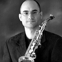Joshua Thomas, Adjunct Instructor in Music, saxophone