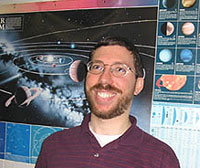 Michael Weinstein, Senior Lecturer in Physics and Astronomy, Department of Physics, Astronomy and Geophysics